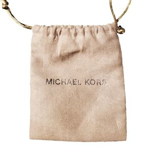 Michael Kors Small Jewelry Pouch/Dustbag NWOT
